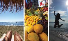 15 счастливых отпускников и их яркие фото из путешествий