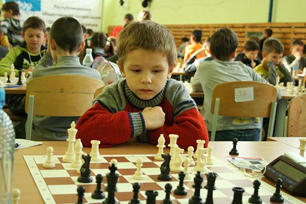 шахматы, СДЮШОР №4