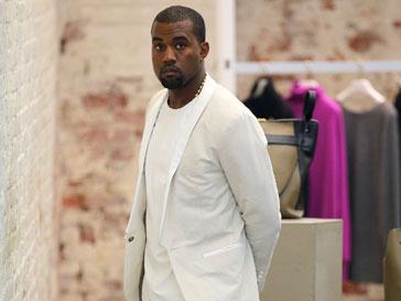 Канье Уэст (Kanye West) отказался от участия в Недели моды в Париже