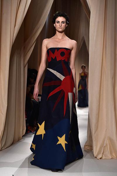 Показ Valentino Haute Couture | галерея [1] фото [34]