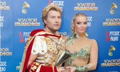 Звезды за кулисами премии «Золотой граммофон – 2012»