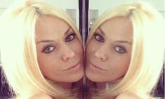 Таня Терешина вновь стала блондинкой