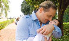Жена Аскольда Запашного родила ему вторую дочку