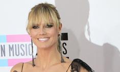 Хайди Клум не хочет быть моделью нижнего белья