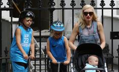 Муж отбирает детей у Гвен Стефани из мести