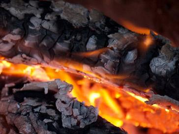Пожар в Моксве