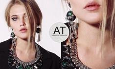 В деле: украшения в индийском стиле Alekseeva Bijoux & Jewellery