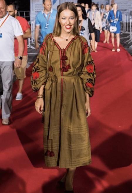 Ксения Собчак фото