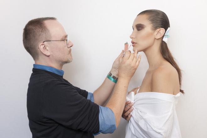 макияж с показа DIOR CRUISE 2017