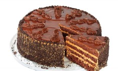 Пошаговый рецепт с фотографиями классического бисквитного торта