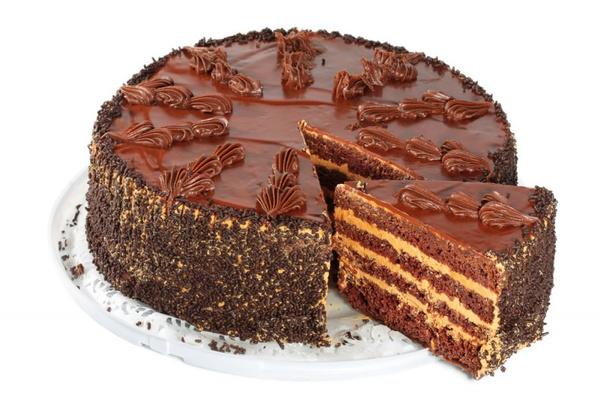 Бисквитный торт, видео и фоторецепты