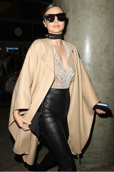 Миранда Керр в Лос-Анджелесе