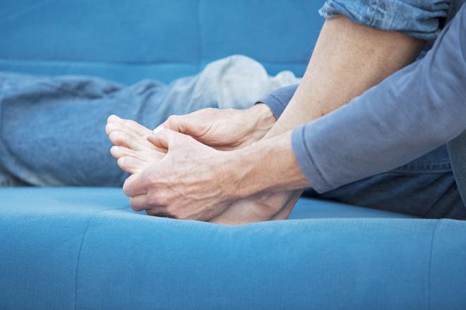 Онемели ноги и руки во время секса