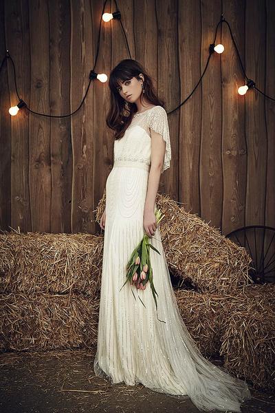 Лучшие коллекции Недели свадебной моды   галерея [6] фото [21]