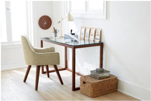 Anderson Desk, Hendrix Chair