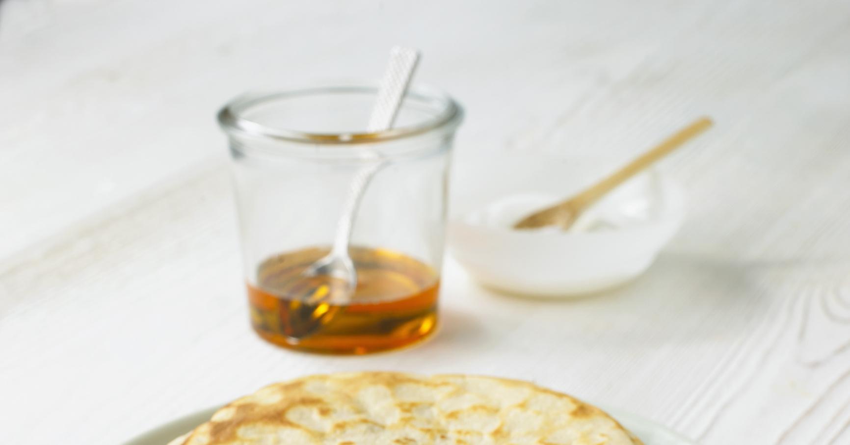 Тонкие блины с содой рецепт с фото
