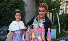 Бородина подарила дочке на день рождения... дворец!