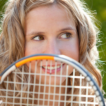 Уроки большого тенниса