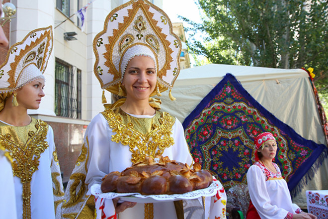 афиша дня города в Астрахани 2014