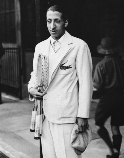Рене Лакост (Rene Lacoste), 1932 год