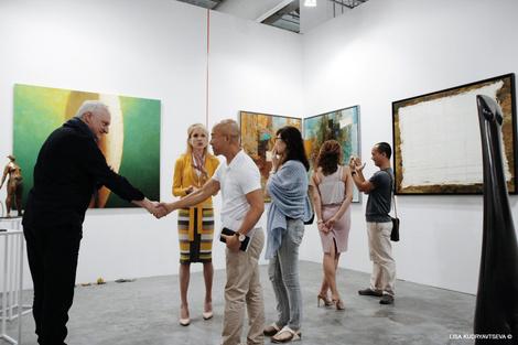 Галерея VS Unio на выставке Art Stage Singapore 2016   галерея [1] фото [8]