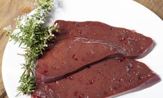 Что можно приготовить из говяжьей печени?