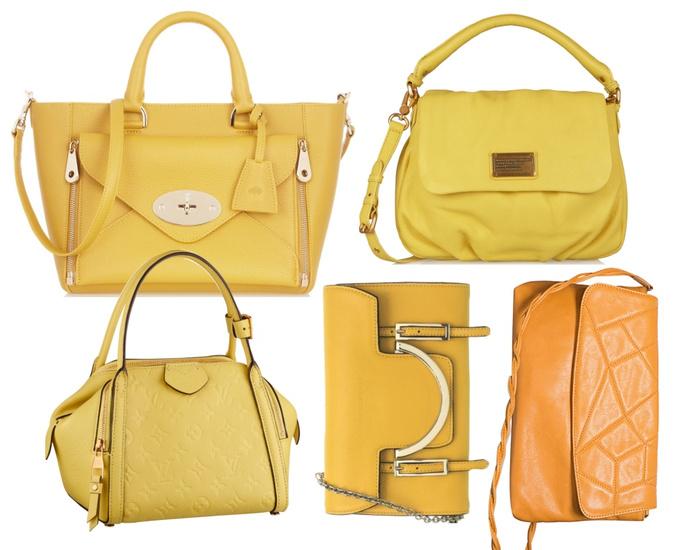 MULBERRY; Marc by Marc Jacobs; Louis Vuitton; Coccinelle; BGN
