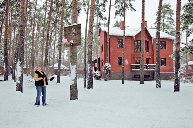 Дом Татьяны Устиновой