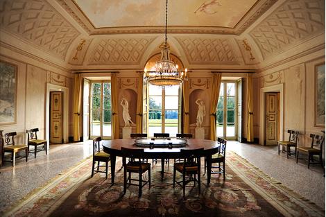 Вилла Марлия в Тоскане станет отелем | галерея [1] фото [29]