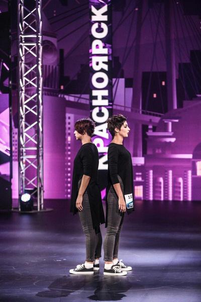 Дарья Черепанова и Кристина Кузьменко – участницы кастинга шоу «ТАНЦЫ»