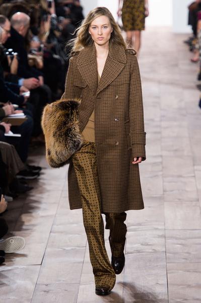 Показ Michael Kors на Неделе моды в Нью-Йорке | галерея [1] фото [43]