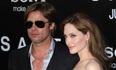 Анджелина Джоли напишет книгу о Брэде Питте