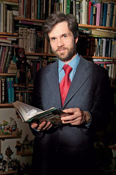 Станислав Раевский, юнгианский аналитик.