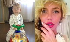 Маша Малиновская наслаждается материнством