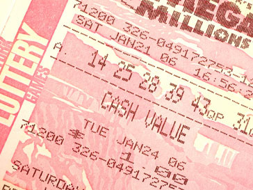 Житель Америки выиграл в лотерею $319 млн