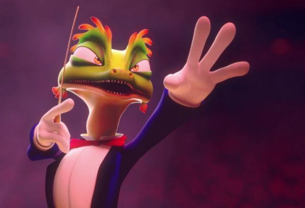 кадр из мультфильма «Ну и Муха!»