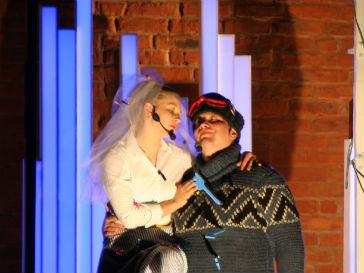 Спектакль «Любля.Офисная любовь»