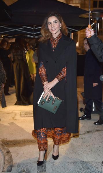 Однажды в Риме: показ Valentino на Неделе Высокой Моды в Париже | галерея [1] фото [13]