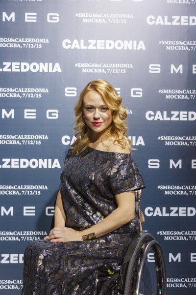 Знаменитости на вечеринке Calzedonia и SMEG | галерея [1] фото [7]