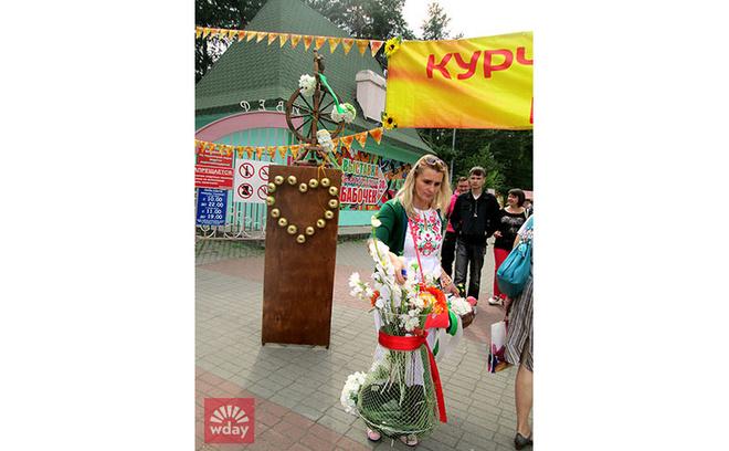 выставка цветов 2014