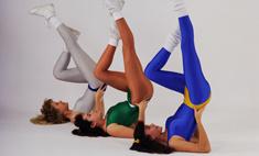 Как менялась мода на фитнес: от аэробики до йоги в гамаке