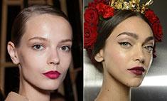 Тренды летнего макияжа 2015: сусальное золото и эффект зацелованности