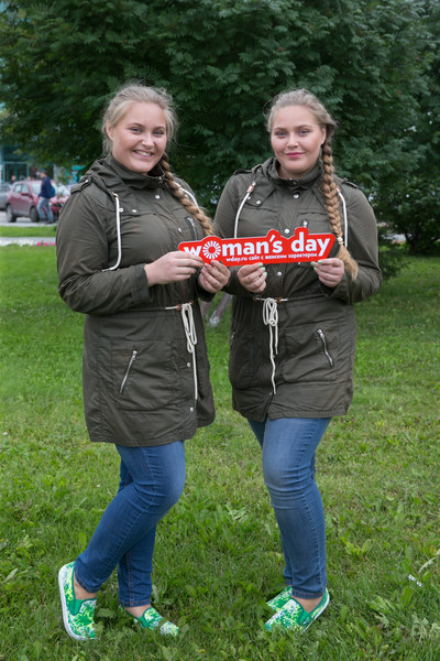 Парад близнецов Тюмень фото