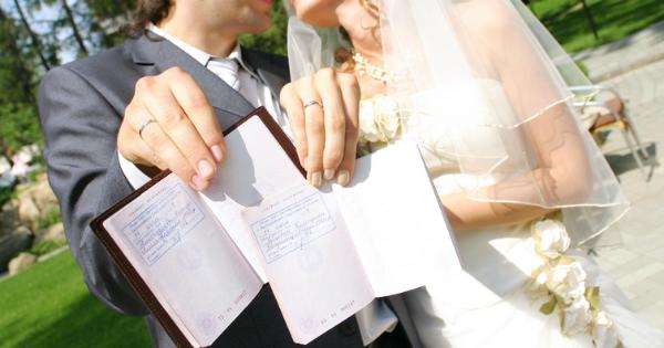 Как взять фамилию мужа через после свадьбы
