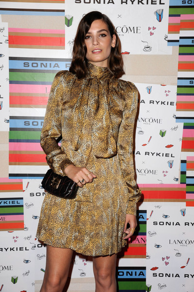 Грандиозная вечеринка Lancôme Х Sonia Rykiel в Париже | галерея [1] фото [5]
