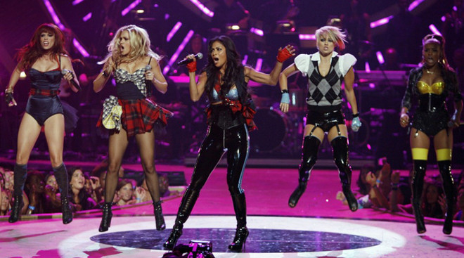 Выступление The Pussycat Dolls