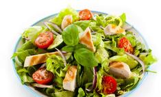 Рецепты сытных салатов с мясом
