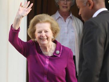 Юбиляр Маргарет Тэтчер (Margaret Thatcher)