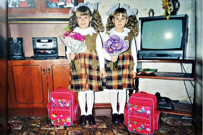 Близнецы – легко ли быть копией