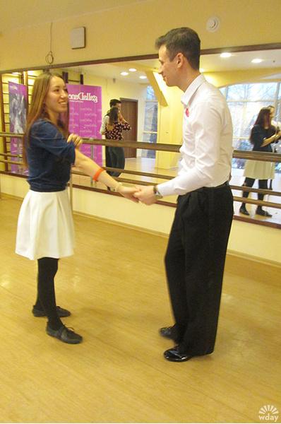 Научиться танцевать в Челябинске, танец на Новый год, фото, видео, подробности, свинг